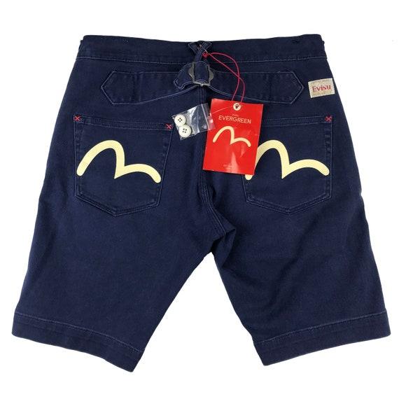 Vintage Evisu Evergreen Shorts