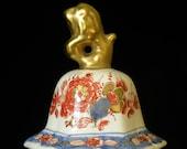 Vintage (1959) handpainted pul w.lid Royal Delft Pijnacker (Porceleyne Fles)
