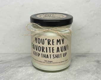 aunt candle