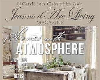 Jeanne d/'Arc Living rideaux tringle 130 cm métal Brocante Shabby Vintage