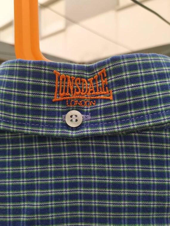 Camisa Lonsdale cuadros | Etsy