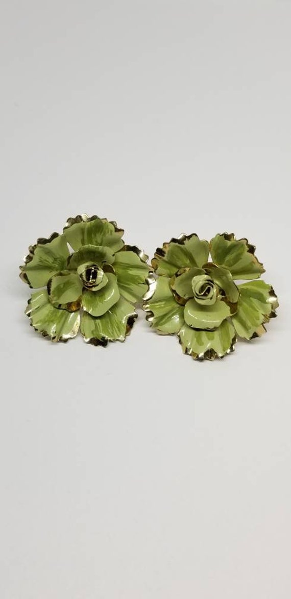 Coro earrings,vintage earrings,vintage Coro,vintag