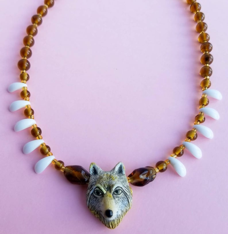 Handmade necklace unisex necklace,beads necklace,men/'s necklace,