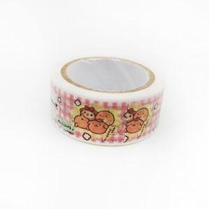 20mm Cute Sumikko Kawaii Anime Manga WashiMasking Tape Featuring Adorable Characters For Scrapbooking Planning Cute Craft