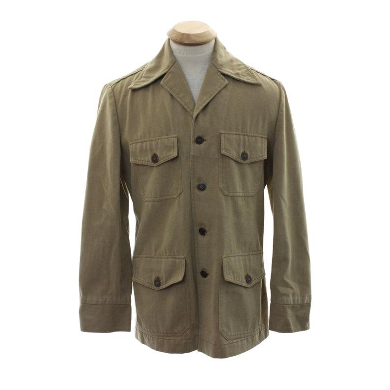 Vintage 1960s Selvedge Levi\u2019s Jacket