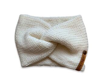 Twist Knit Headband Dinka Designs SALE Handmade