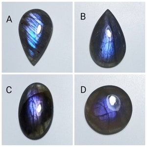 Beautiful Rare Multi Flashy Labradorite Cabochon Gemstone 30x28x5-mm,38 Carat,Heart Shape Labradorite Quality supplies Labradorite