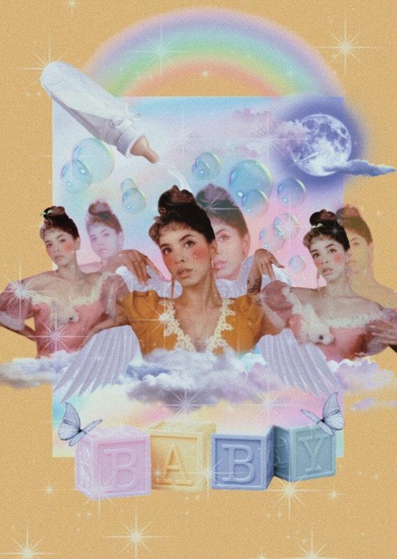 Custom Silk Poster Wall Decor Melanie Martinez