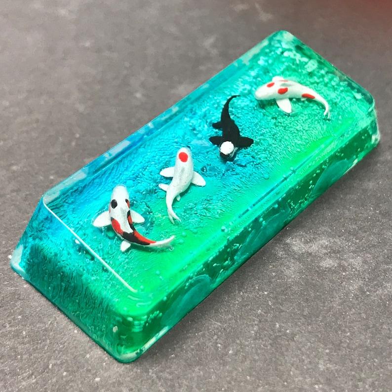 Handmade artisan keycap limited OEM R1 2.25u for Shift key rare
