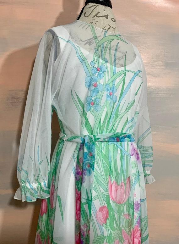 Lovely Secret Garden Vintage Princess Fairy Dress