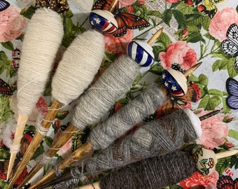 WhittleWood Supported Spindle Creations