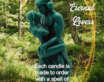 Eternal Love Binding Candle