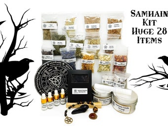 Samhain, Season of The Witch - Huge Witch Box (Only 1 Left!)