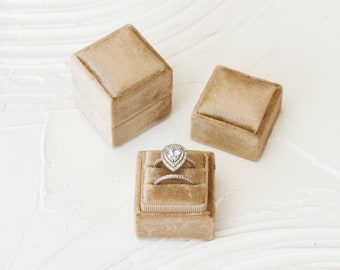 SQUARE RING BOXES