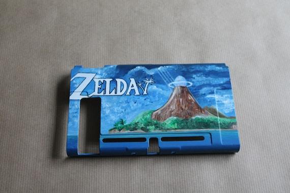 Zelda Links Awakening Switch Case