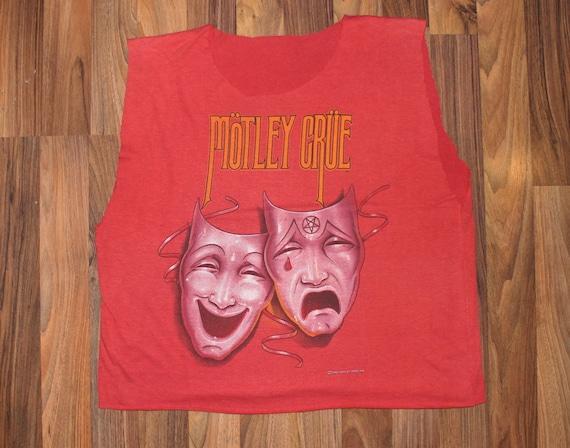 """Vintage Mötley Crüe (Motley Crue) """"Theatre of Pain"""