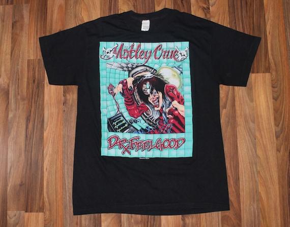 "Vintage Mötley Crüe (Motley Crue) ""Dr. Feelgood"" S"