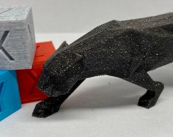Jaguar cougar cat   Etsy