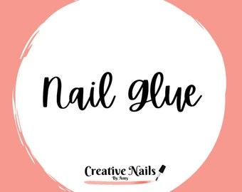 Nail Glue | False Nails | Fake Nails | Glue On Nails | Press On Nails | Coffin Nails | Square Nails | Stiletto Nails | Oval Nails