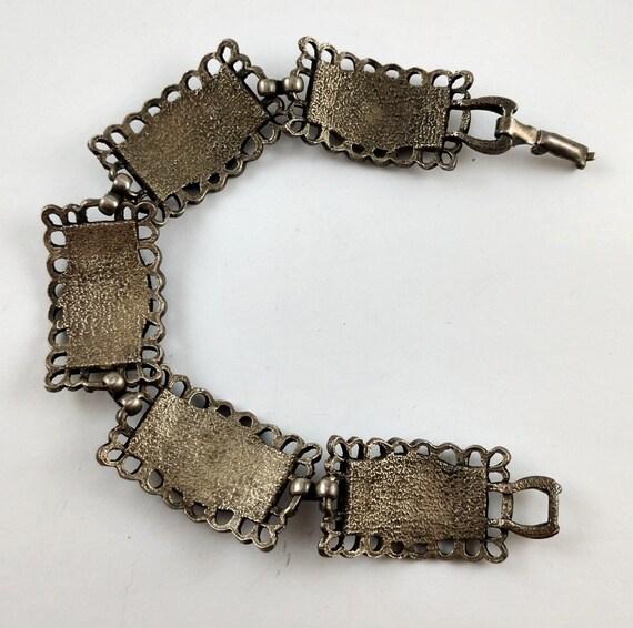 Art Nouveau Bracelet, 1950's - image 5