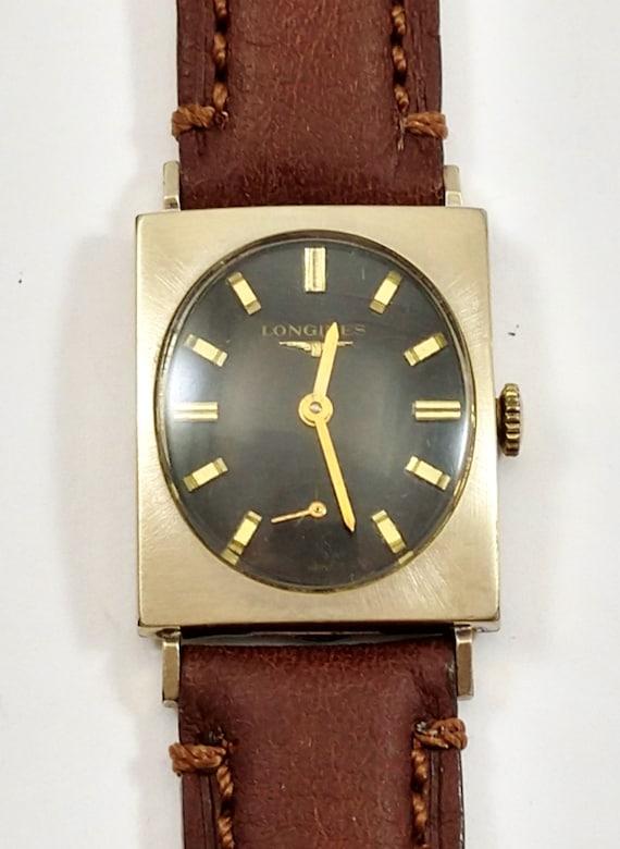 Longines Vintage Men's Watch, 1950's