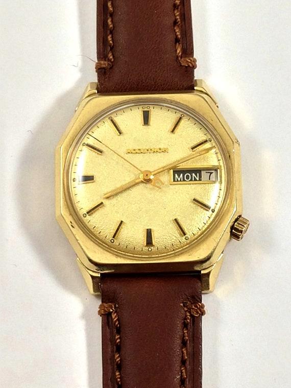 Vintage Bulova Accutron Men's Watch, 1970's