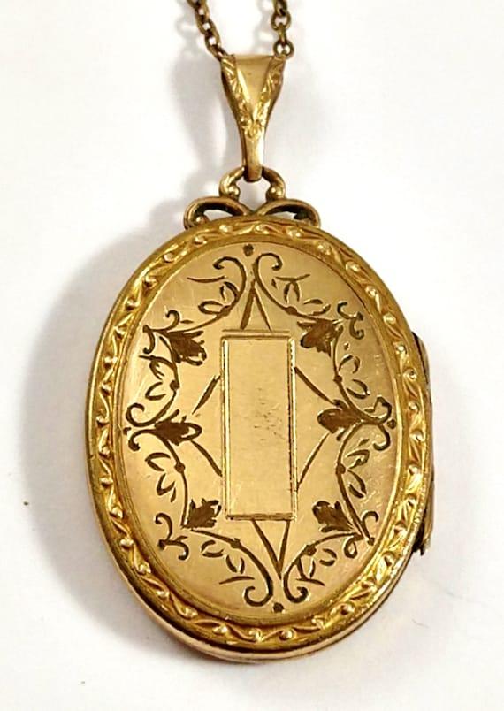Victorian Locket, 1900's - image 2