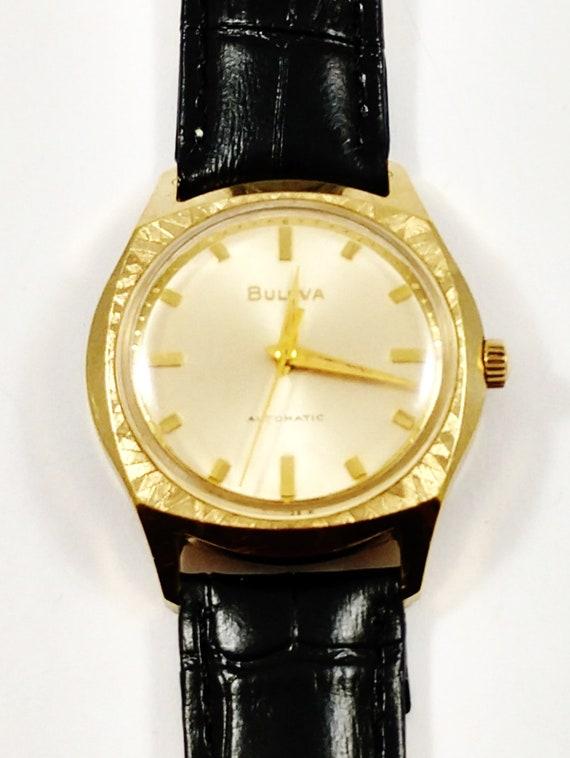 Vintage Bulova Automatic Men's Watch, 1960's