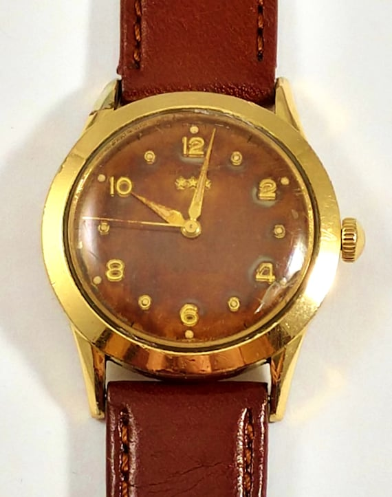Vintage Benrus Men's Watch, 1960's