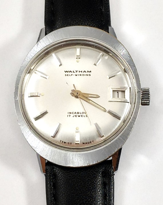 Vintage Waltham Automatic Men's Watch, 1970's