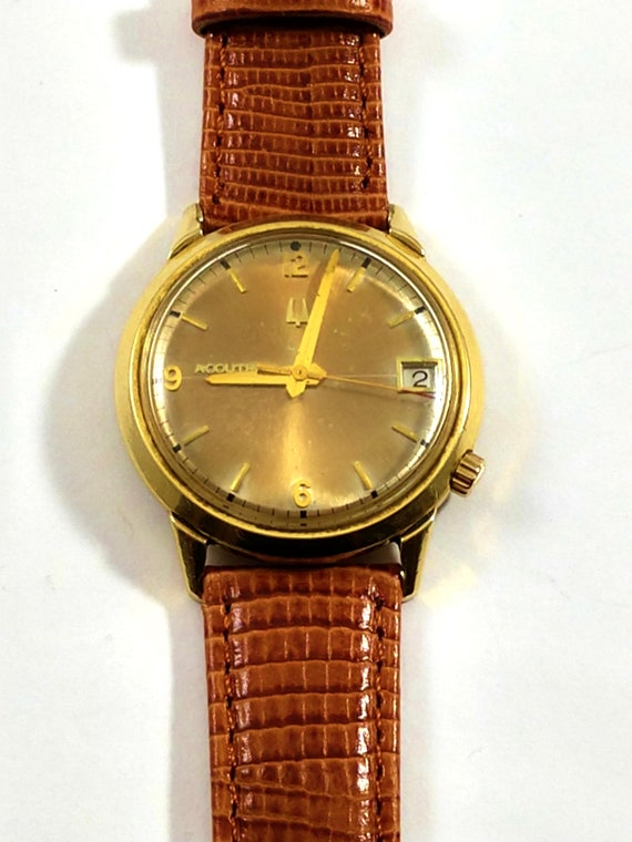 Vintage Bulova Accutron Men's Watch, 1960's