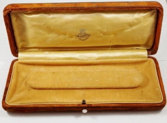 Vintage Velvet Necklace Box