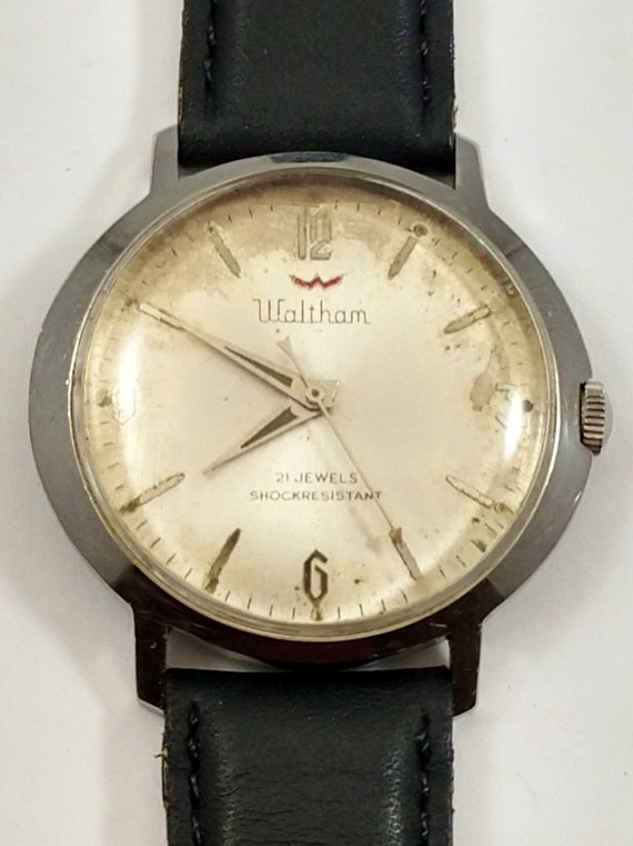 Vintage Waltham Men's Watch, 1970's
