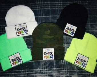 Personalized Hat Graffi Party Ski Hat Graffiti Hat Personalized Beanie Hat Girls Beanie Birthday Hat Winter Personalized Beanie