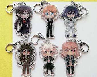 Byakuya Togami Danganronpa Anime Pendant Necklace Jewelry Weeb