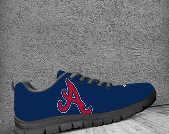 Atlanta Braves Converse Sneakers