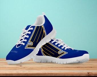 St louis blues shoes Etsy  Etsy
