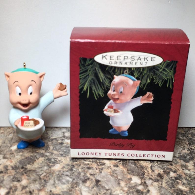 Hallmark 1993 Porky Pig