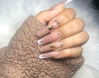 Playboy Nails Etsy