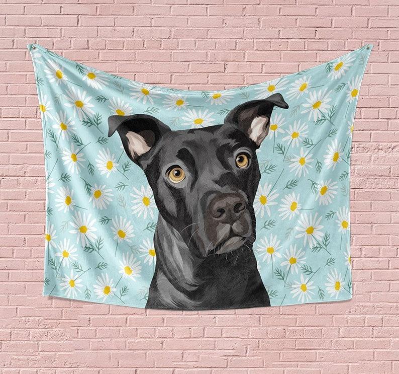Dog pillowcase | Etsy