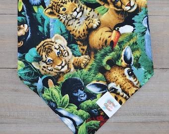 Jungle Pet Bandana