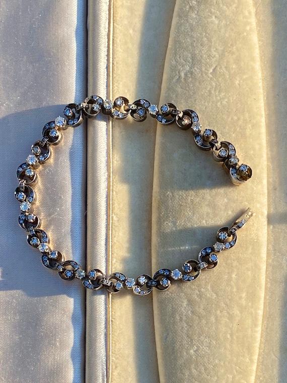 Victorian Diamond Bracelet