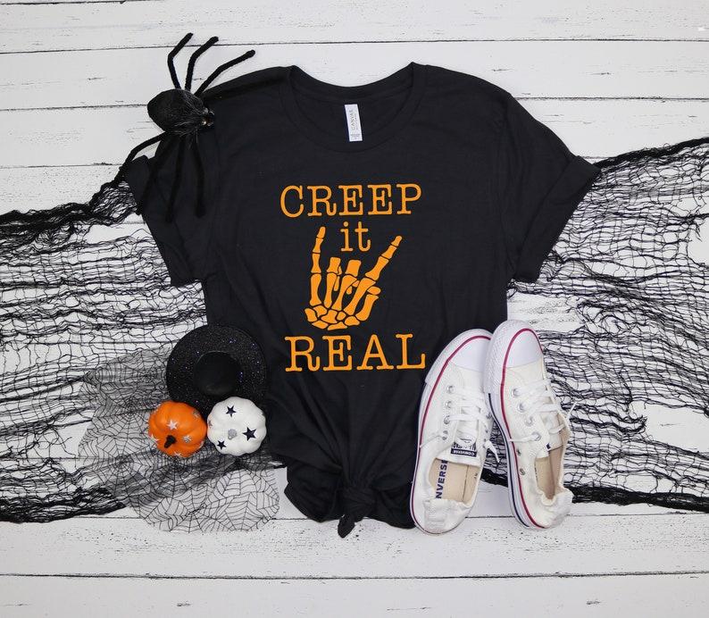 Creep It Real Shirt Masswerks Store