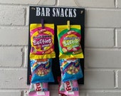 Personalised Sweet Shop Sign Bar Accessories Sweet Shop Homemade Bar Home Bar Birthday Gift Garden Entertainment