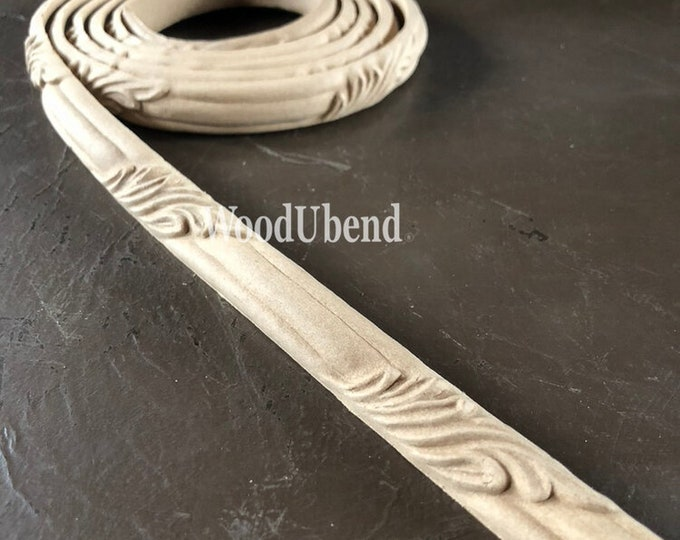 """WoodUBend Trim TR705 82.74 x .71"""" - ADVANCED SALE, Due in Stock Oct 31st"""