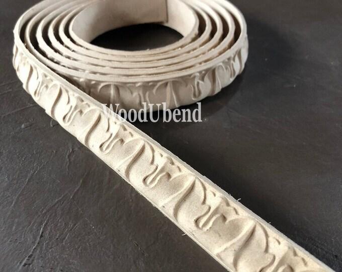 """WoodUBend Trim TR702 82.74 x .43"""" - ADVANCED SALE, Due in Stock Oct 31st"""
