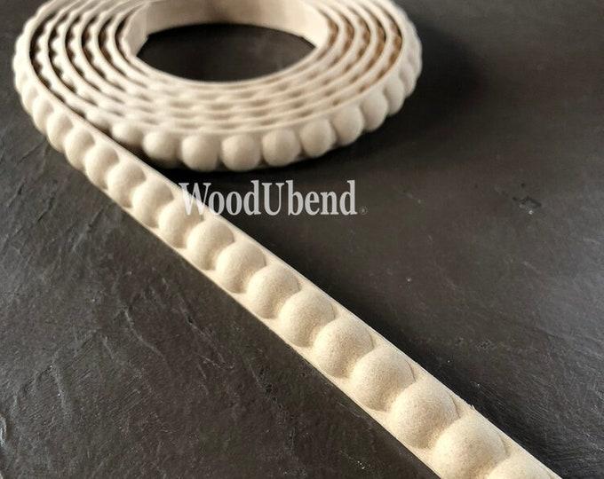 """WoodUBend Trim TR721 82.74 x .51"""" - ADVANCED SALE, Due in Stock Oct 31st"""