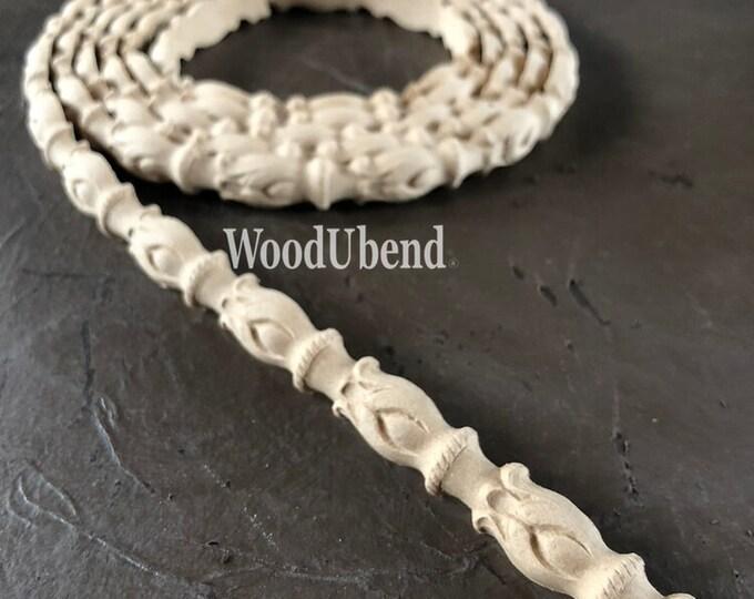 """WoodUBend Trim TR714 82.74 x .47"""" - ADVANCED SALE, Due in Stock Oct 31st"""