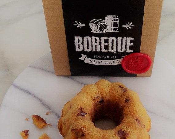 Bacardi Rum Cake Boreque Rum Cake It's made with Bacardi rum