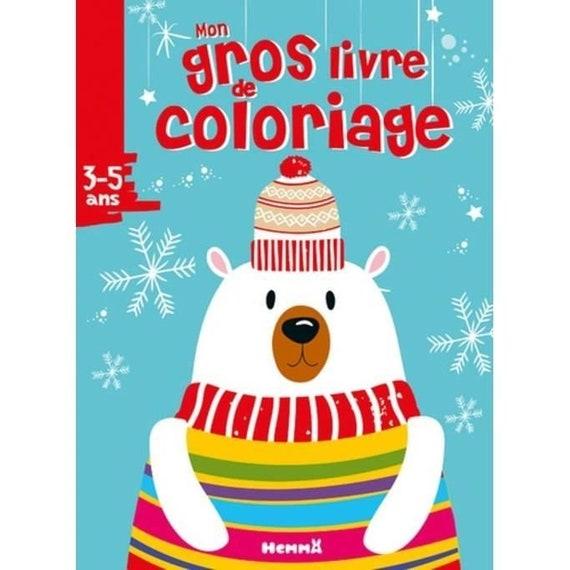 Pre Commander Livre De Coloriage Noel